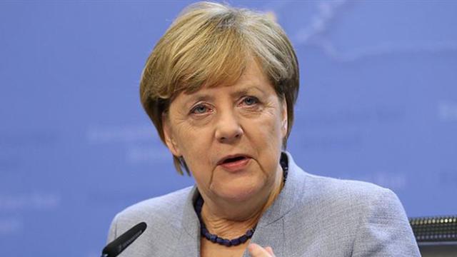 """Merkel: """"(Türkiye ile) müzakerelerin derhal sonlandırılması yönünde bir çoğunluk yok"""""""