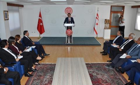 CTP'den, Ercan'la ilgili, başbakan ve iki bakan hakkında soruşturma önergesi...
