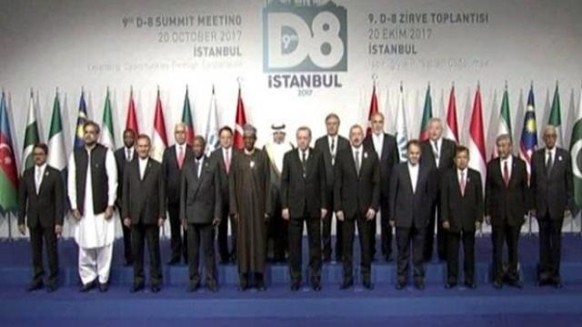 8 Ekonomik İşbirliği Örgütü 9. Zirvesi sona erdi