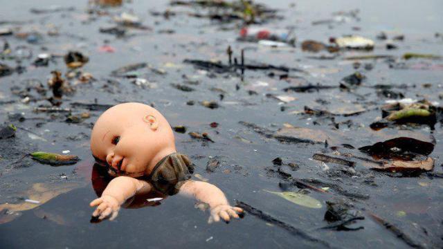 """""""Çevre kirliliği savaşlardan daha ölümcül"""""""