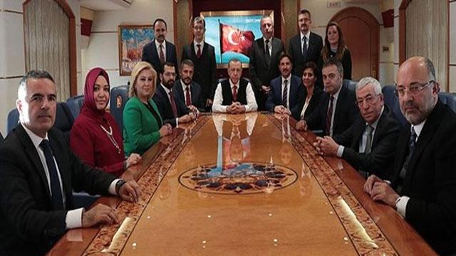 """Erdoğan: """"Akdeniz'de kararlıyız, bizi zora sokmayın"""""""