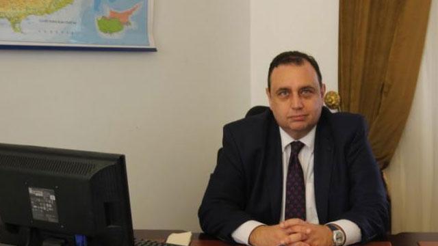 """KAÜ Rektörü Prof. Dr. Uğur Özgöker: """"Türkiye Kıbrıs'ı elinde tutmak zorunda"""""""