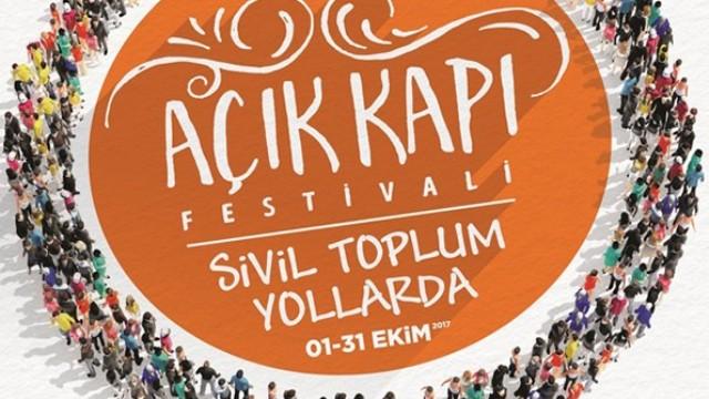 Açık Kapı Festivali'nin üçüncüsü yarın Gazimağusa'da yapılıyor.