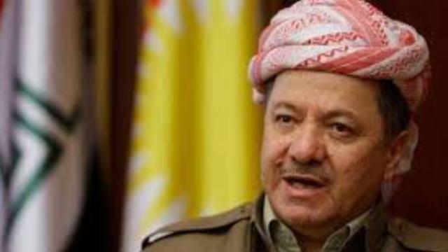 """Barzani'den Kürt Diasporasına """"Gösteri"""" çağrısı"""