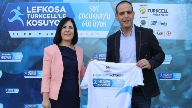 Cumhuriyet Meclisi Başkanı Siber, Maraton için kayıt yaptırdı