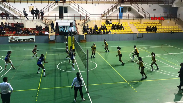 DAÜ'de liderlik maçı