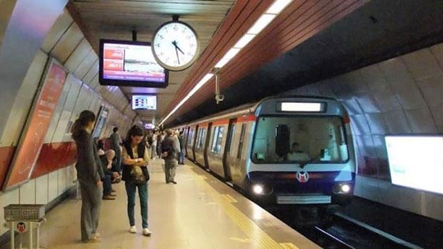 """""""Mega kent""""in sürücüsüz metrosu yerli yazılıma emanet"""