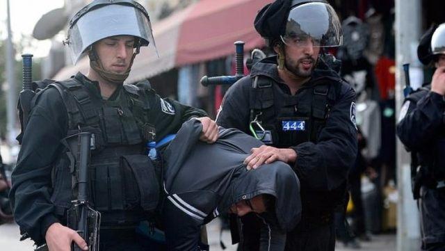 İsrail Polisi 51 Filistinliyi gözaltına aldı