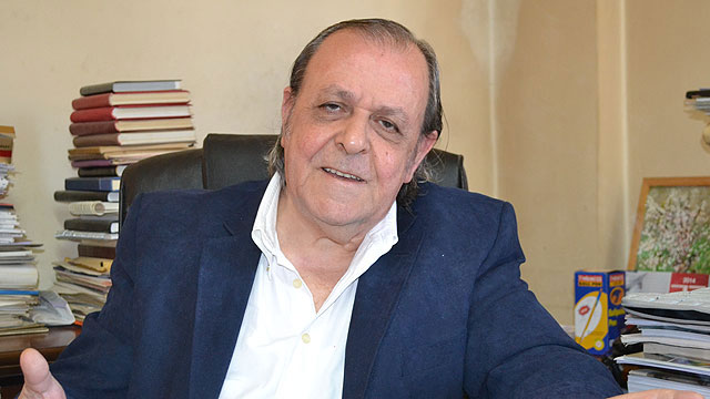 """Şener Levent """"Politico"""" listesinde"""