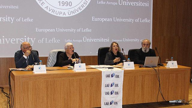 """LAÜ'de """"Günümüzde Öğretmen Olmak"""" konusu ele alındı"""