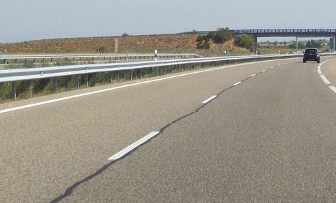 Güzelyurt-Lefkoşa ana yolundaki sorun giderildi, trafik çift yönlü veriliyor