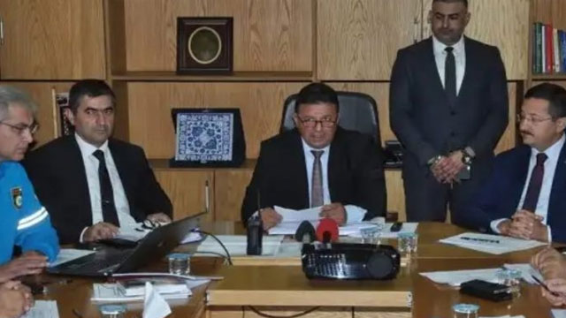 KKTC Afet  ve Acil Durum Yönetim Merkezi durum raporu yayınladı