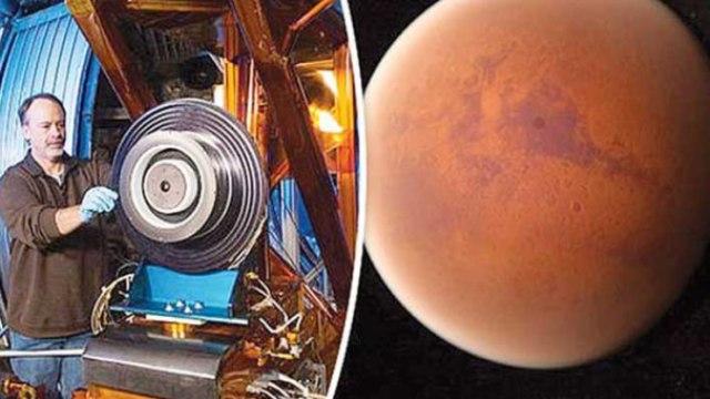MARS motoru tamam, sıra yolcularda