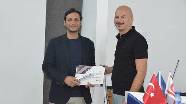 DAÜ Mimarlık Fakültesi ile INTBAU Kıbrıs, ortak etkinliklerine Cem Taneri ile başladı
