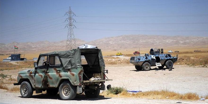 Telafer'de bombalı saldırı: 2 ölü 13 yaralı