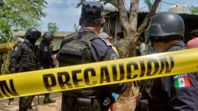 Meksika'nın Guerrero Eyaletinde cinayetler