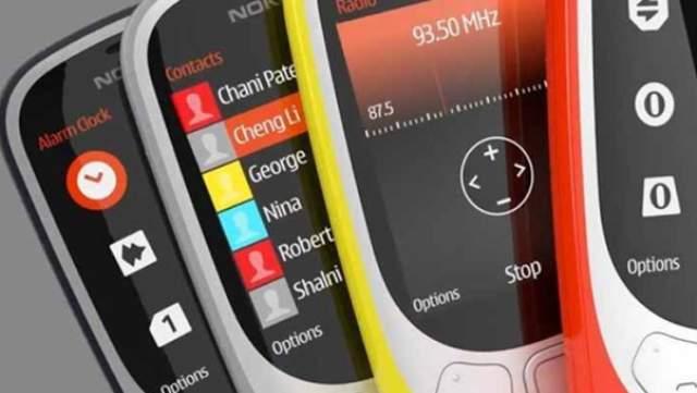3G destekli Nokia 3310 satışa çıktı