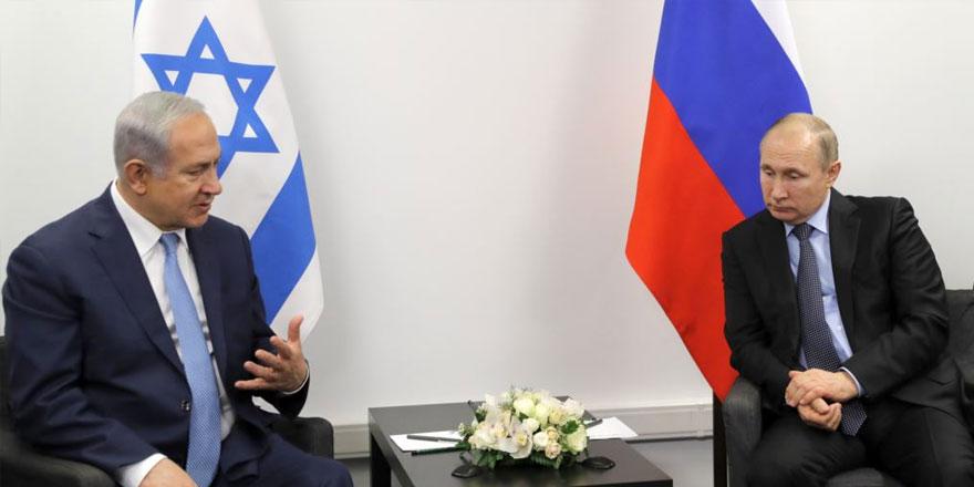 "Rusya'dan İsrail'e ""provokasyon"" suçlaması"