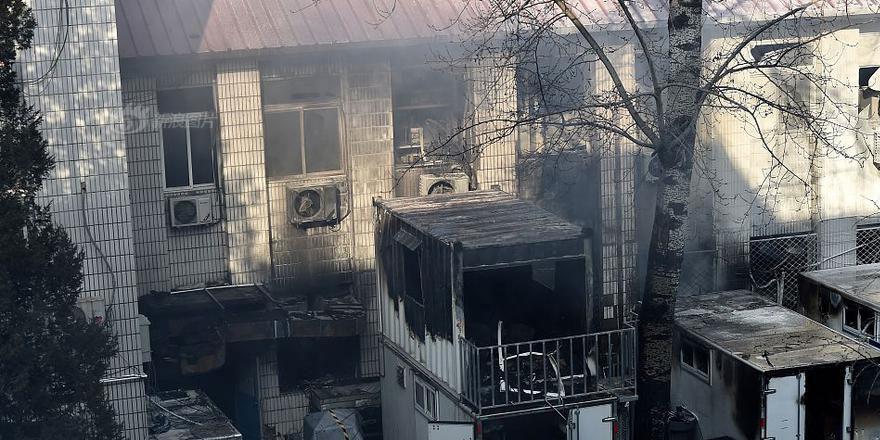 Pekin'de laboratuvardaki deney sırasında patlama: 3 öğrenci öldü
