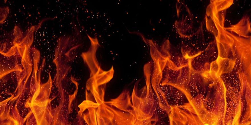 Nurel'in arabasını yaktılar