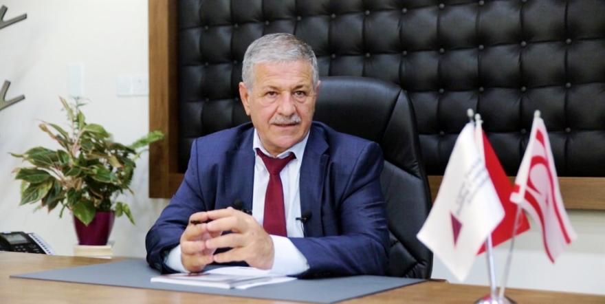 """Gürcafer: """"Kıbrıslı Türk örgütler, Maraş sürecinin göbeğinde olacak"""""""