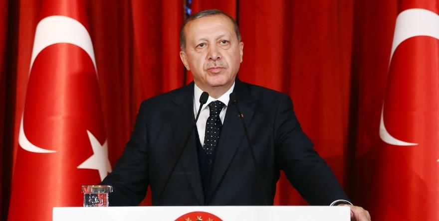 """Erdoğan: """"Kıbrıs barış harekatında, yaşatılanlar derin izler bıraktı"""""""