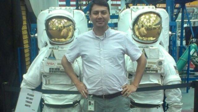 Konsolosluk yetkilileri tutuklu NASA çalışanıyla ilk kez görüştü
