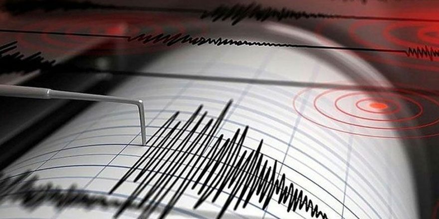 Ayvacık'ta art arda 4 deprem