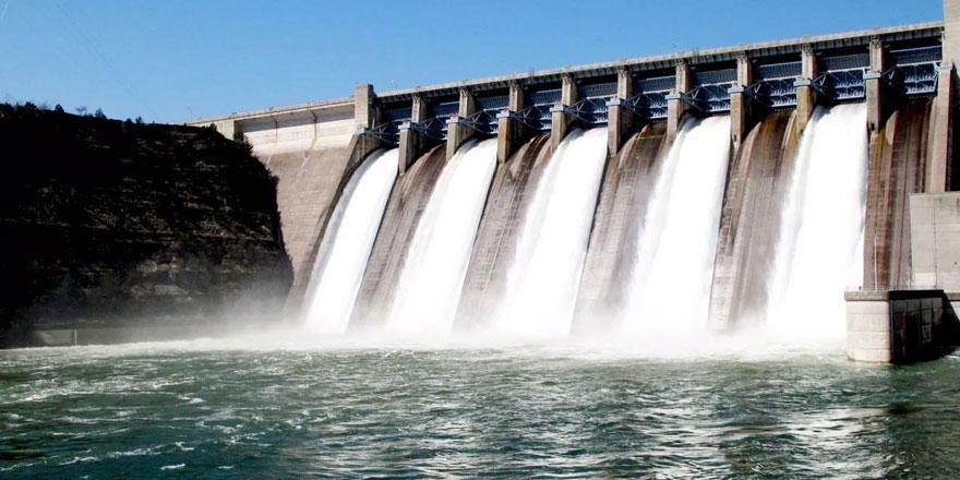 Güneydeki barajlar doldu, taştı