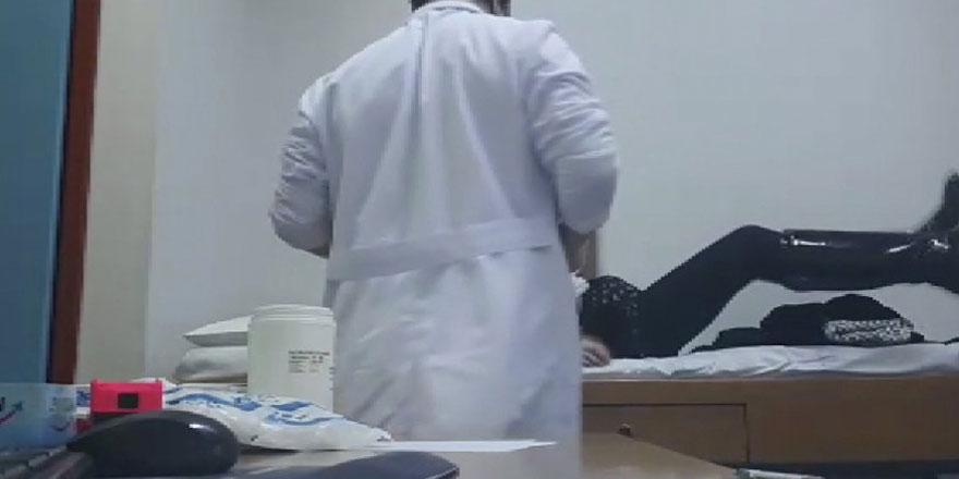 Doktorun skandal paylaşımları tesadüfen ortaya çıktı: Muayene sırasında gizlice çekmiş