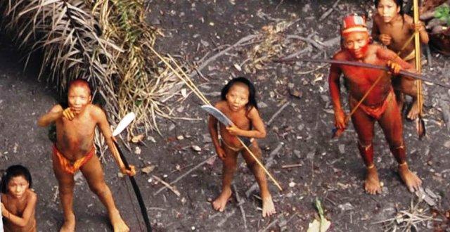 İlk defa görüntülenen kabile katledildi!