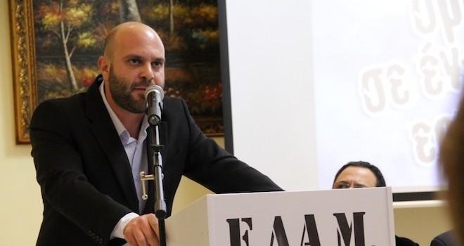 Elam Başkanı ve Başkanlık adaylarından Hristos Hristu'dan itiraf
