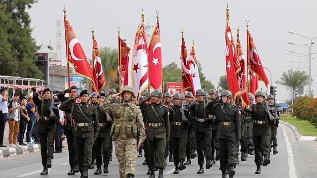 29 Ekim Cumhuriyet Bayramı'nda tören geçişi yapılacak güzergâhlar trafiğe kapatılacak