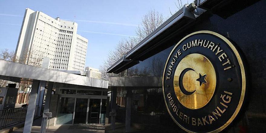 Rum hükümet sözcüsü, Türkiye dışişleri bakanlığı'nın açıklamasını yorumladı