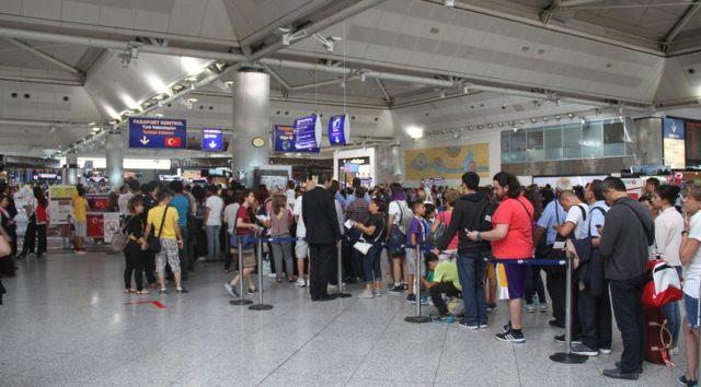 169 kırmızı pasaportlu FETÖ'cüye sığınma izni