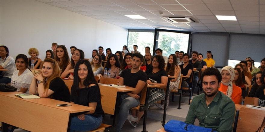 UFÜ, Yüksek lisans programına öğrenci kabul edecek