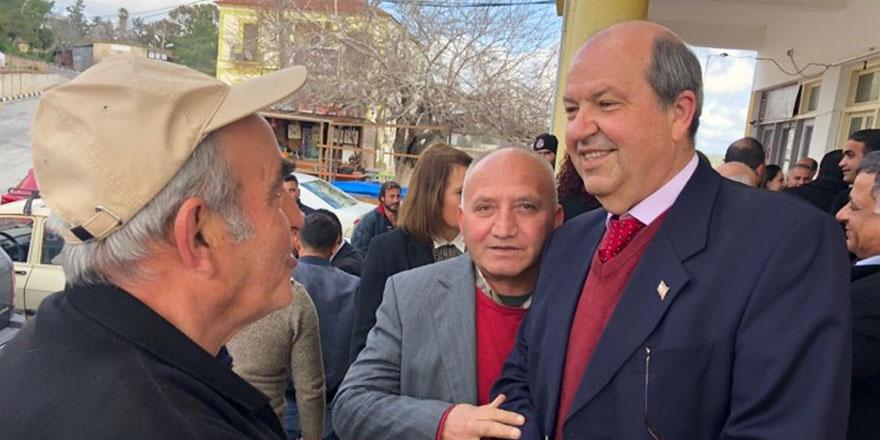 """Tatar: """"Bu memleketi kalkındıracağız"""""""