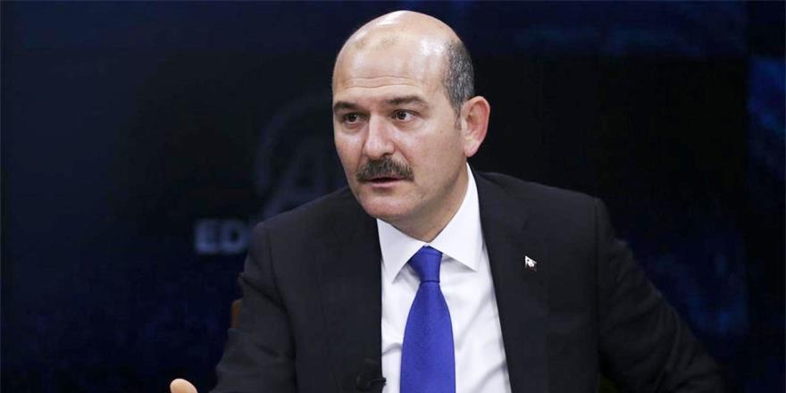 """Soylu: """"KKTC'de PKK'nın peşine düştük"""""""
