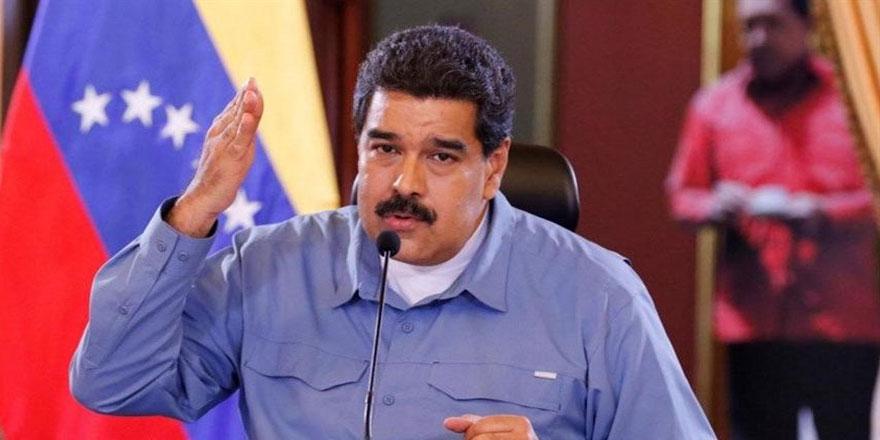 """""""Venezuela yasa dışı ve tek taraflı yaptırımlara maruz kalıyor"""""""
