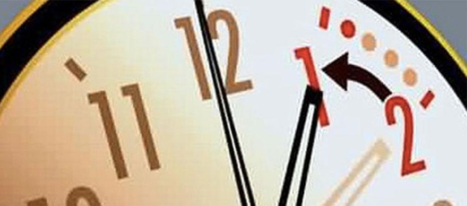 Saatler bu sabah saat 02.00'de bir saat geri alındı