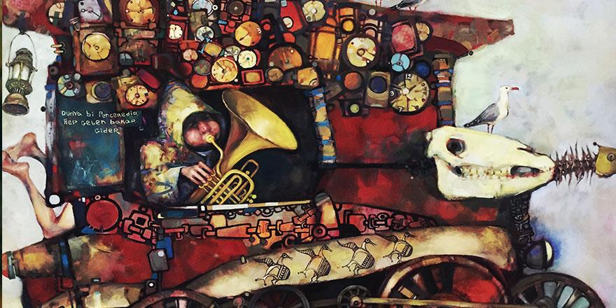 """""""Azerbaycan Sanatçıları Resim Sergisi"""" Tatar Tarafından Açılıyor"""