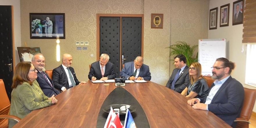 DAÜ ile Sağlık bilimleri üniversitesi arasında iş birliği protokolü imzalandı