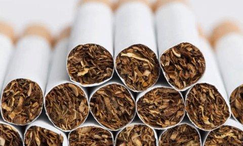 Güney Kıbrıs'ta büyük miktarda gümrüksüz sigara ve tütün ele geçirildi