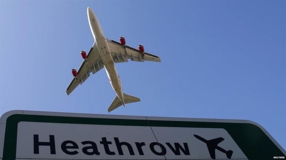 """Heathrow havalimanının """"çok gizli"""" bilgileri sokakta bulundu"""