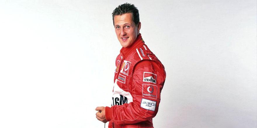 'Formula 1' tarihinin en başarılısı Schumacher