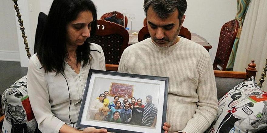 Etiyopya uçak kazasında üç neslini kaybeden aile