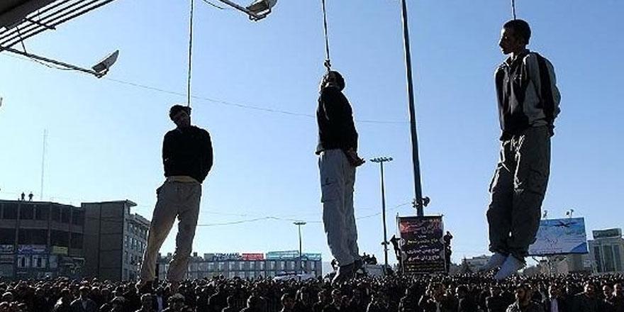 İran'da idam!