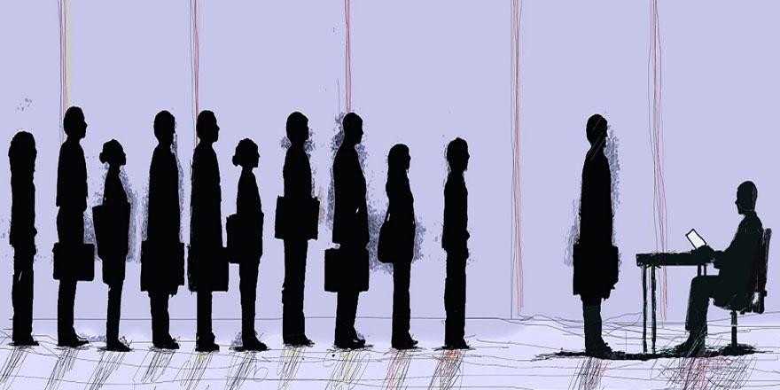 Kayıtlı işsiz sayısı 26 bin 508