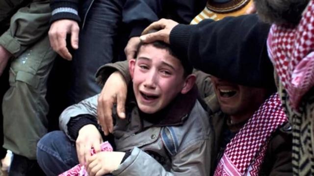 """Suriye'de """"104 Bin kişi işkence edilerek öldürüldü"""""""