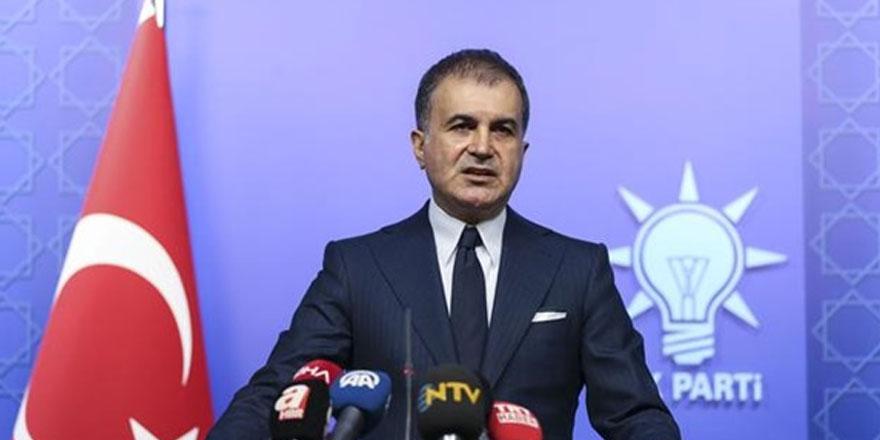 Çelik: Soçi Mutabakatı, Barış Pınarı'nın amacına ulaşmasının son merhalesini teşkil etmiştir